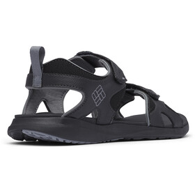 Columbia 2 Strap Sandals Men, black